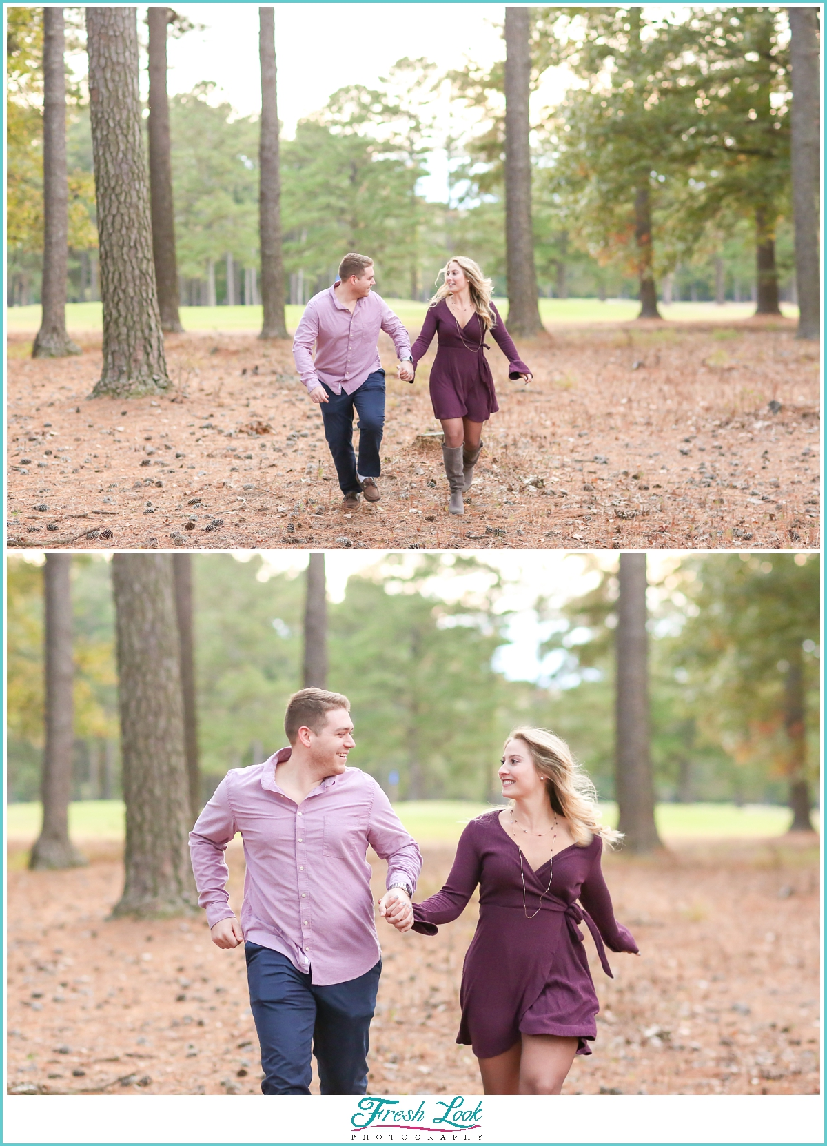 fun engagement photoshoot ideas
