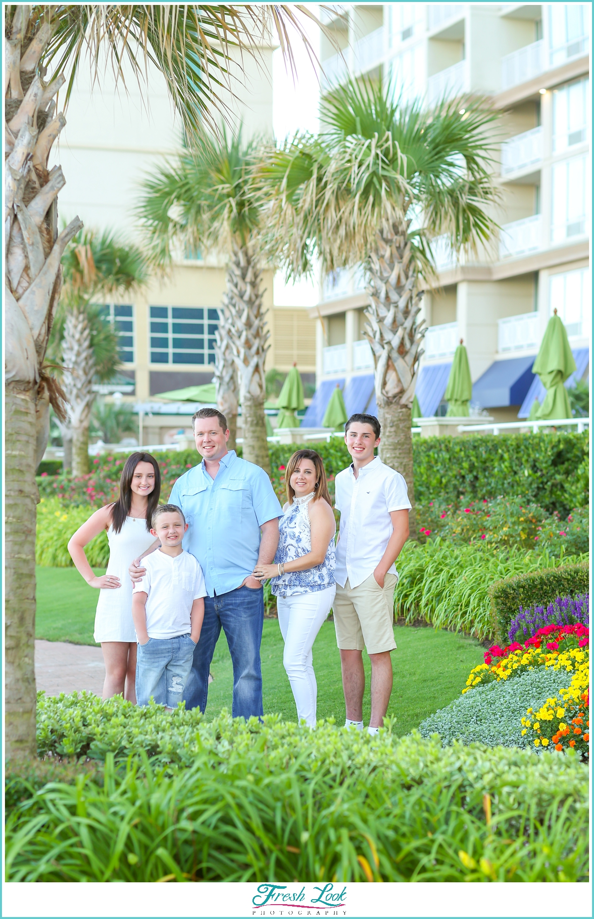 Virginia Beach Oceanfront Family Photos