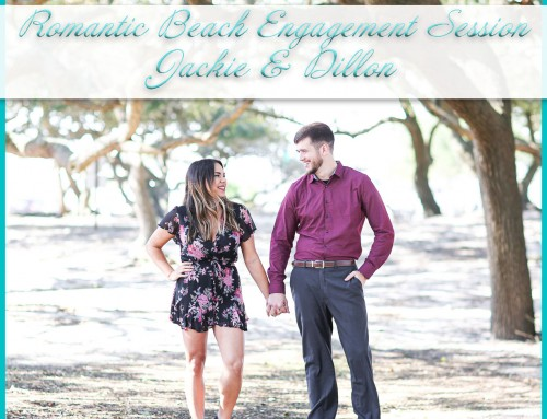 Romantic Beach Engagement | Jackie+Dillon