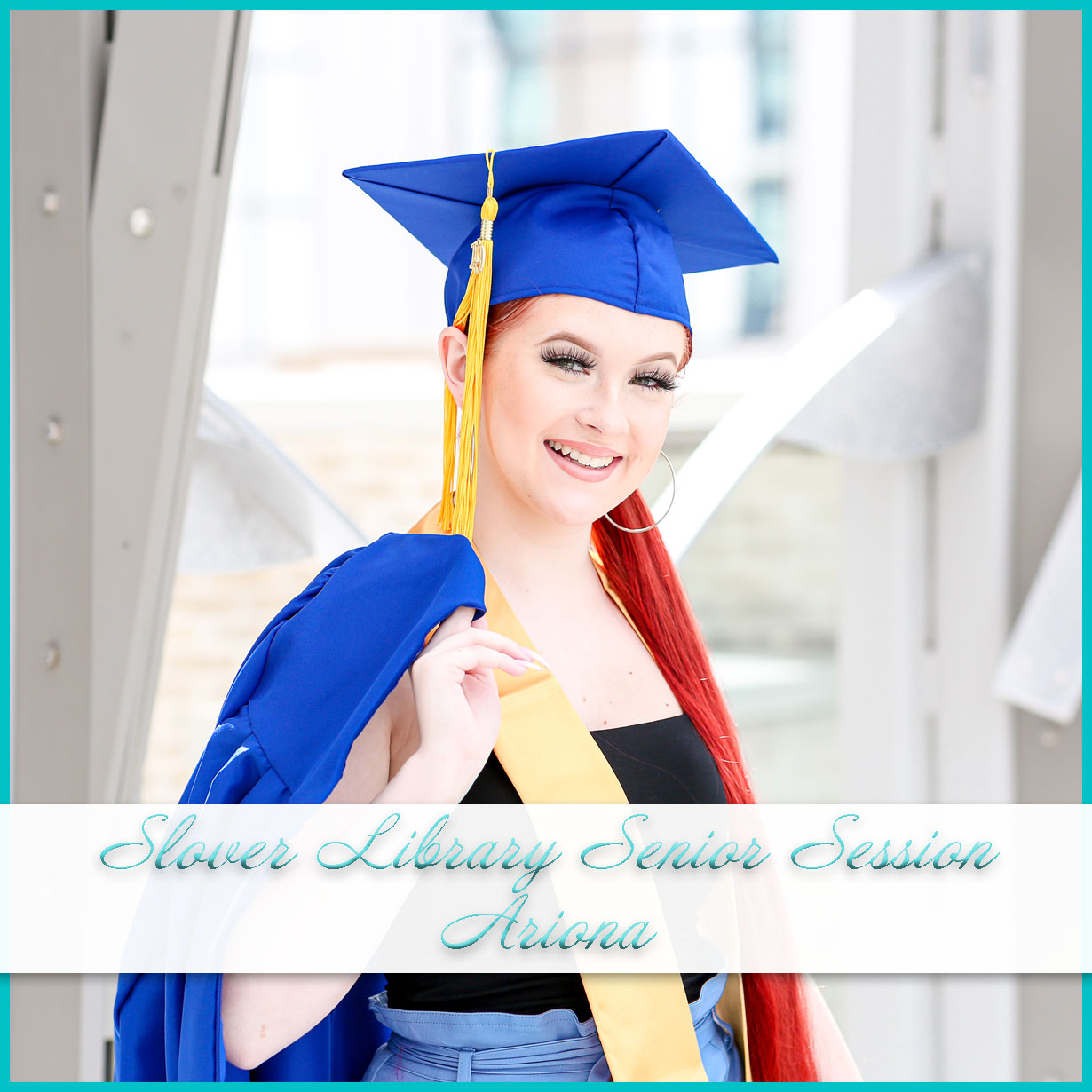 Slover Library Senior Session