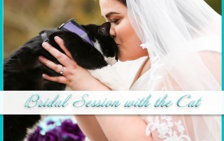 Bridal Session with Cat