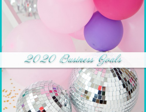 2020 Business Goals for Photographers