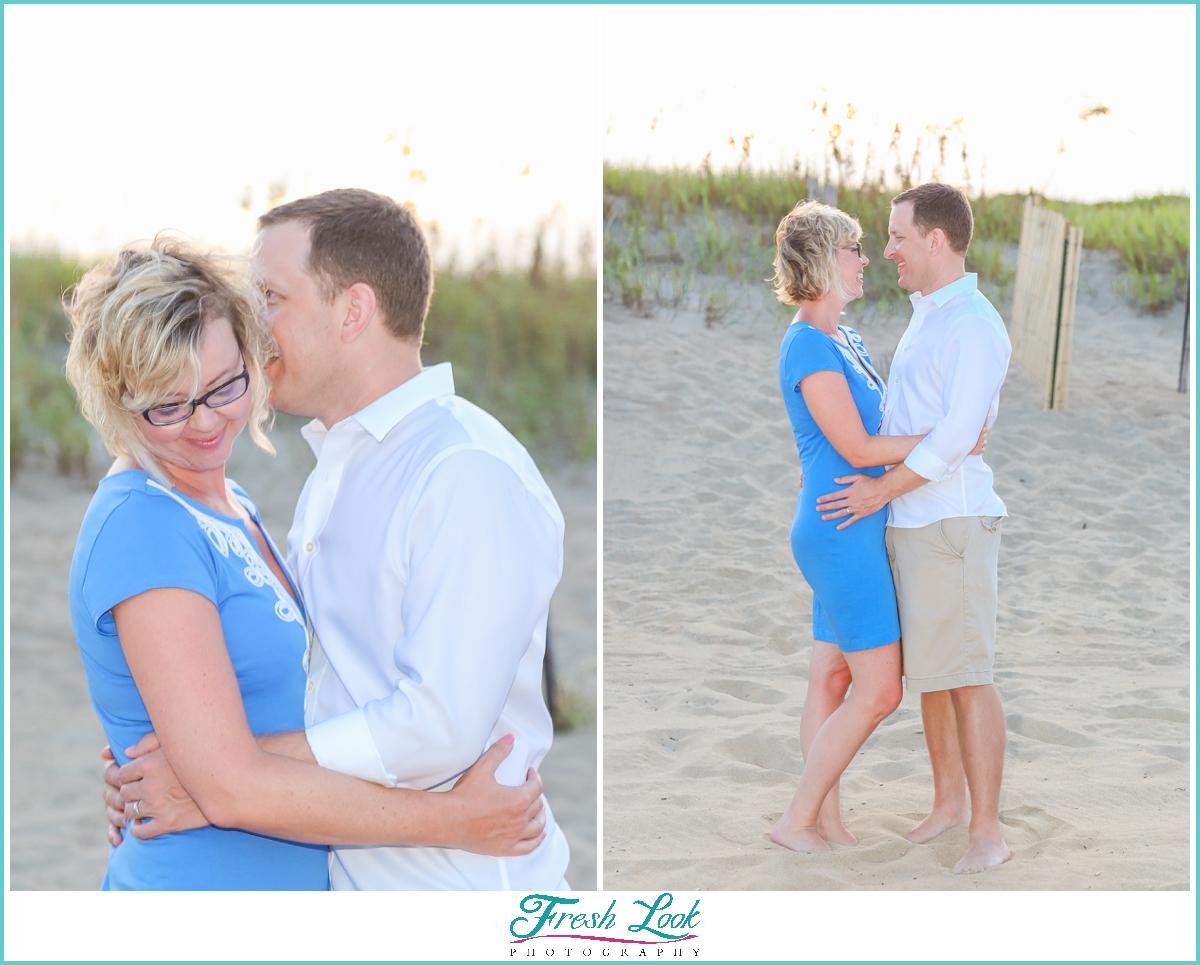 couples photos on the beach ideas