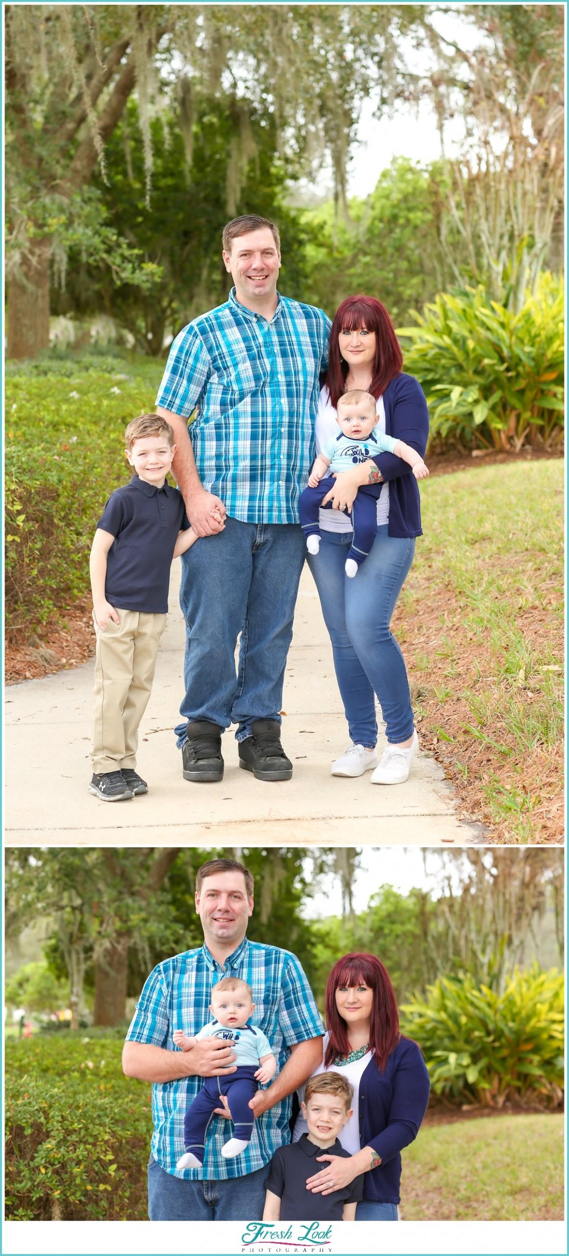 Florida Family Photoshoot
