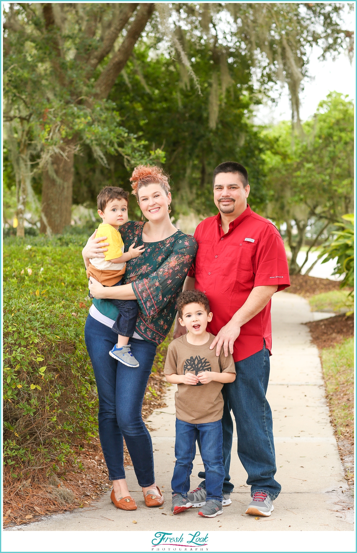 Tampa Florida family photographer