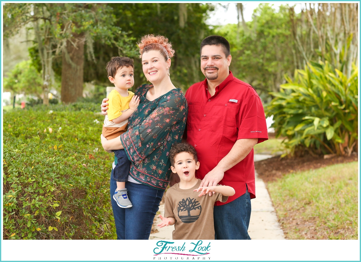 Florida family photography
