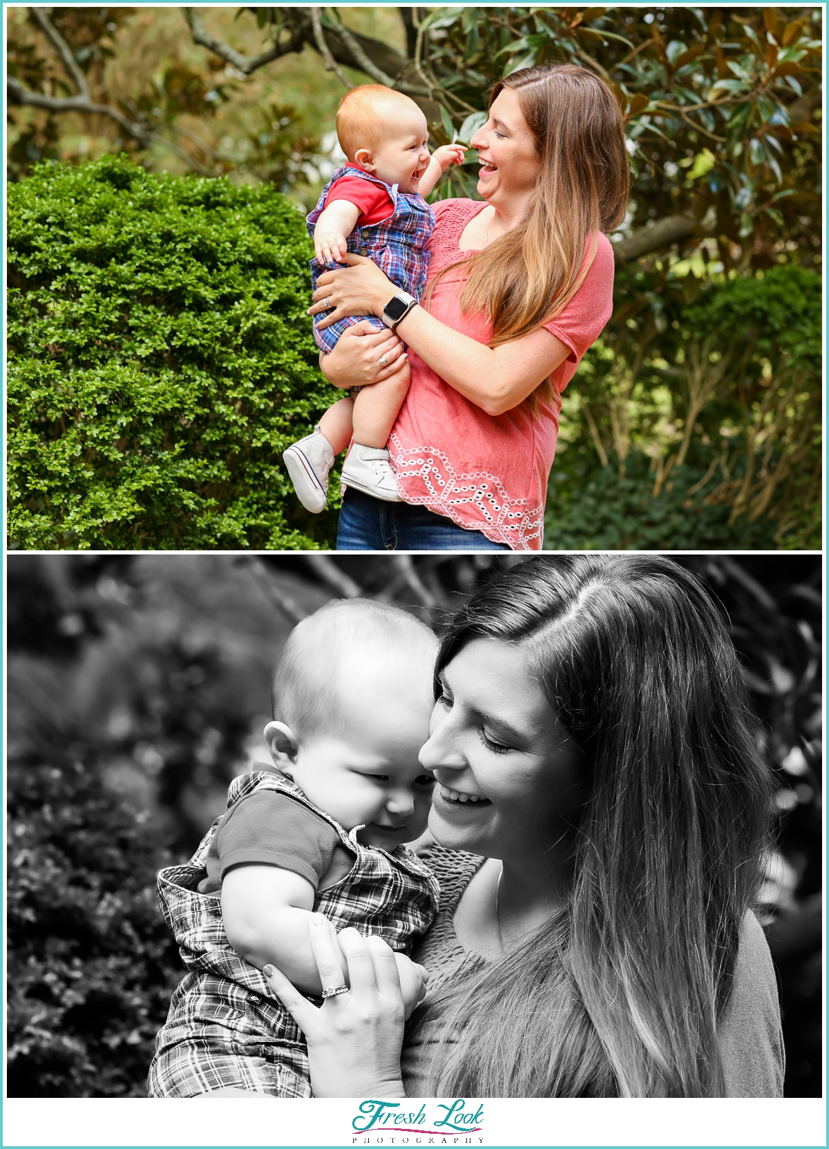 mommy and me photoshoot