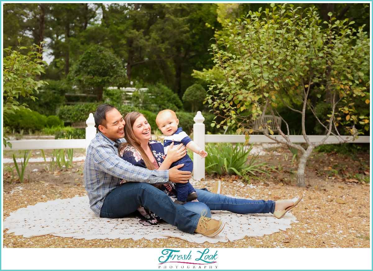 fun family photoshoot ideas