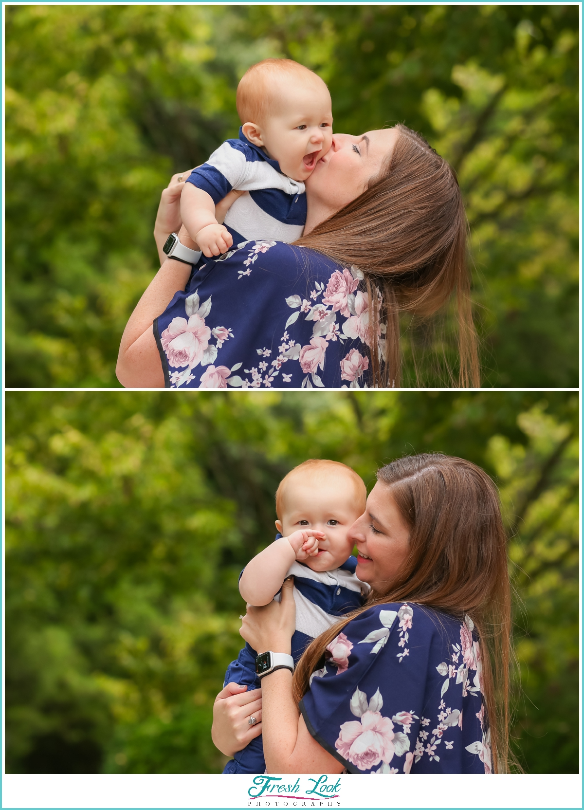 mommy and baby photos