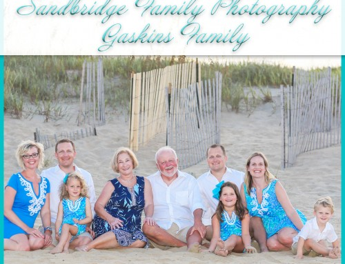 Sandbridge Family Photography | Gaskins Family