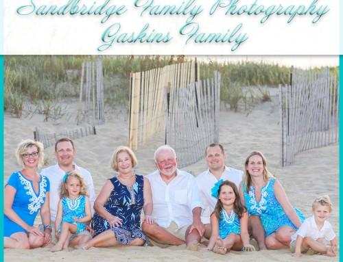 Sandbridge Family Photography   Gaskins Family