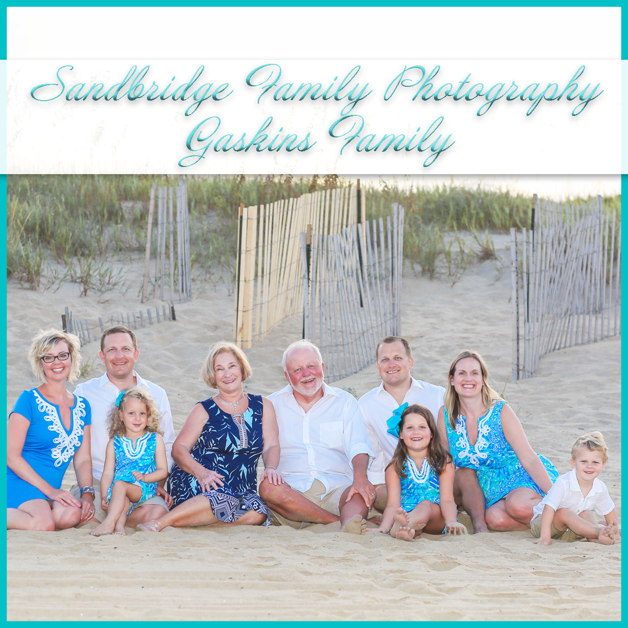 Sandbridge Family Photography