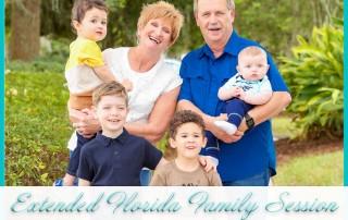 Sunny Florida Family Session