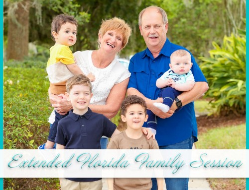 Sunny Florida Family Session | Tampa FL