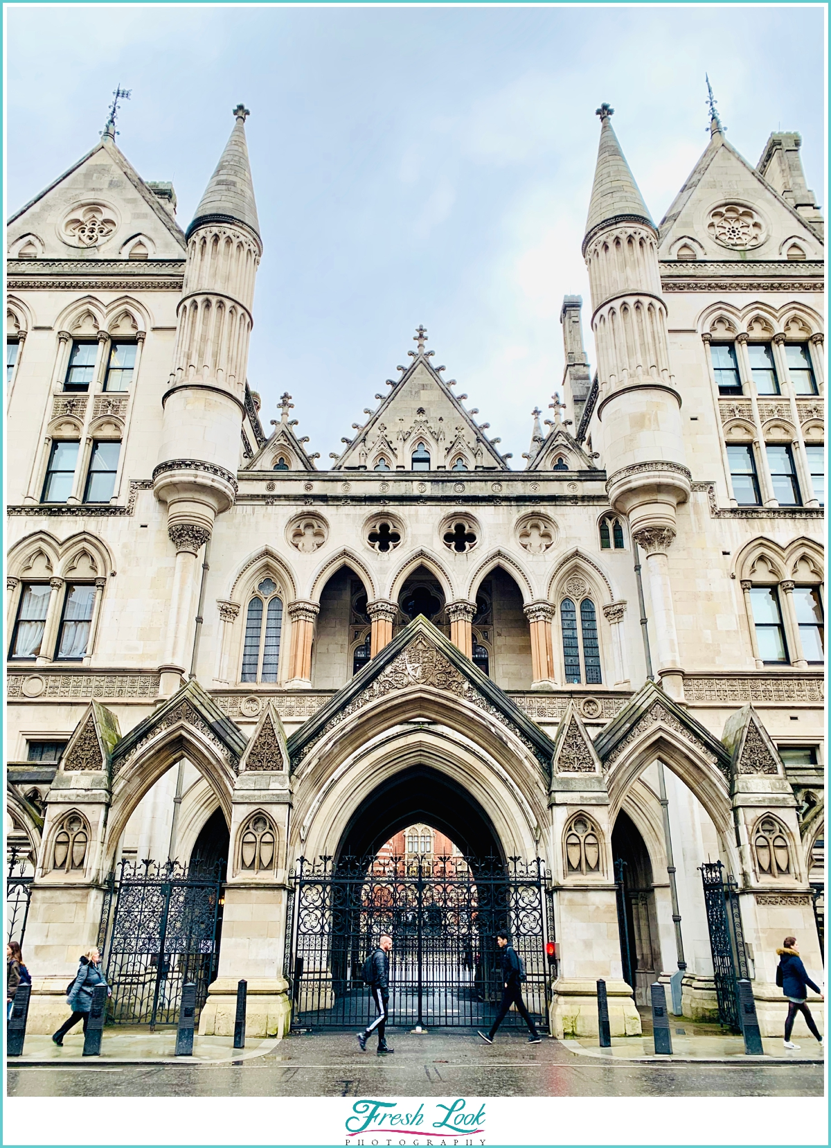 Halls of Justice in England