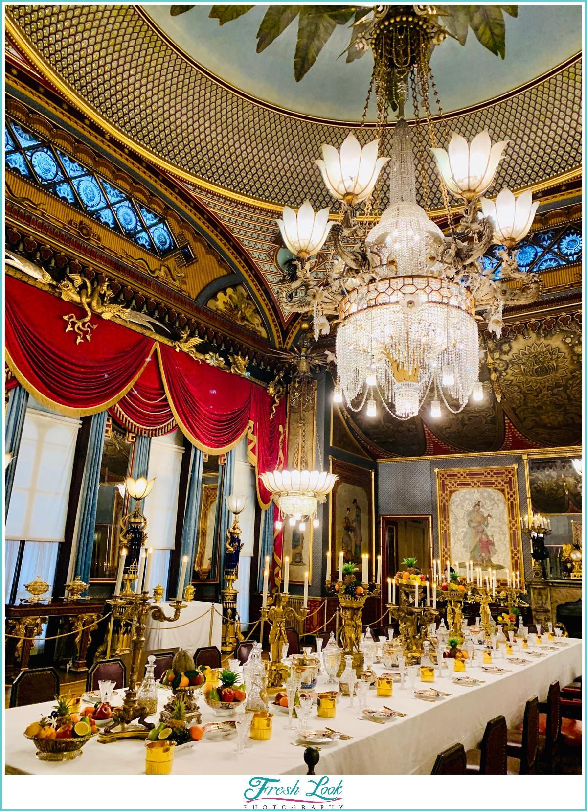 Royal Pavilion Dining Room