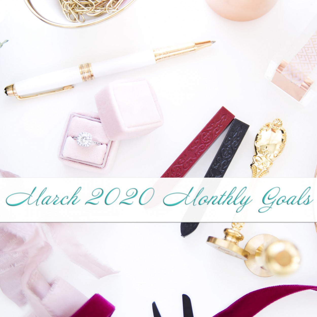 March 2020 Goals