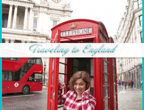 Traveling to England | Photography Trip Recap