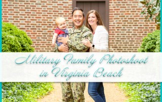 Military Family Photoshoot