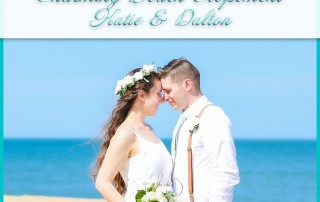 Charming Beach Elopement