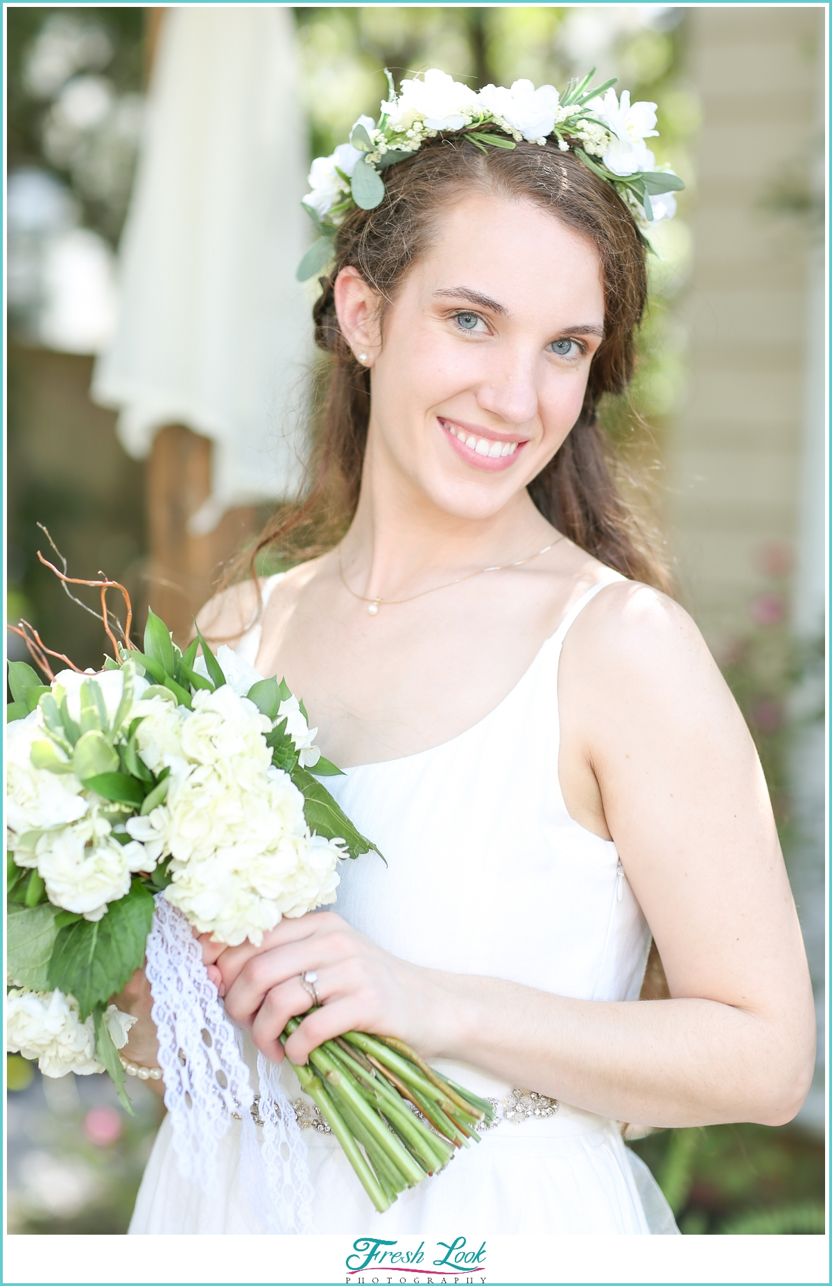 beautiful bride portrait ideas