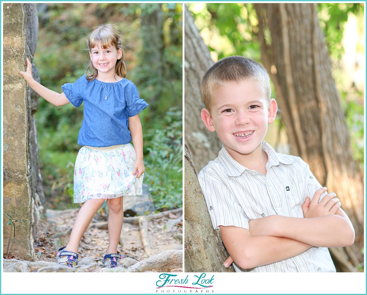 cute kids photo ideas