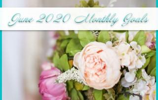 June 2020 Goals