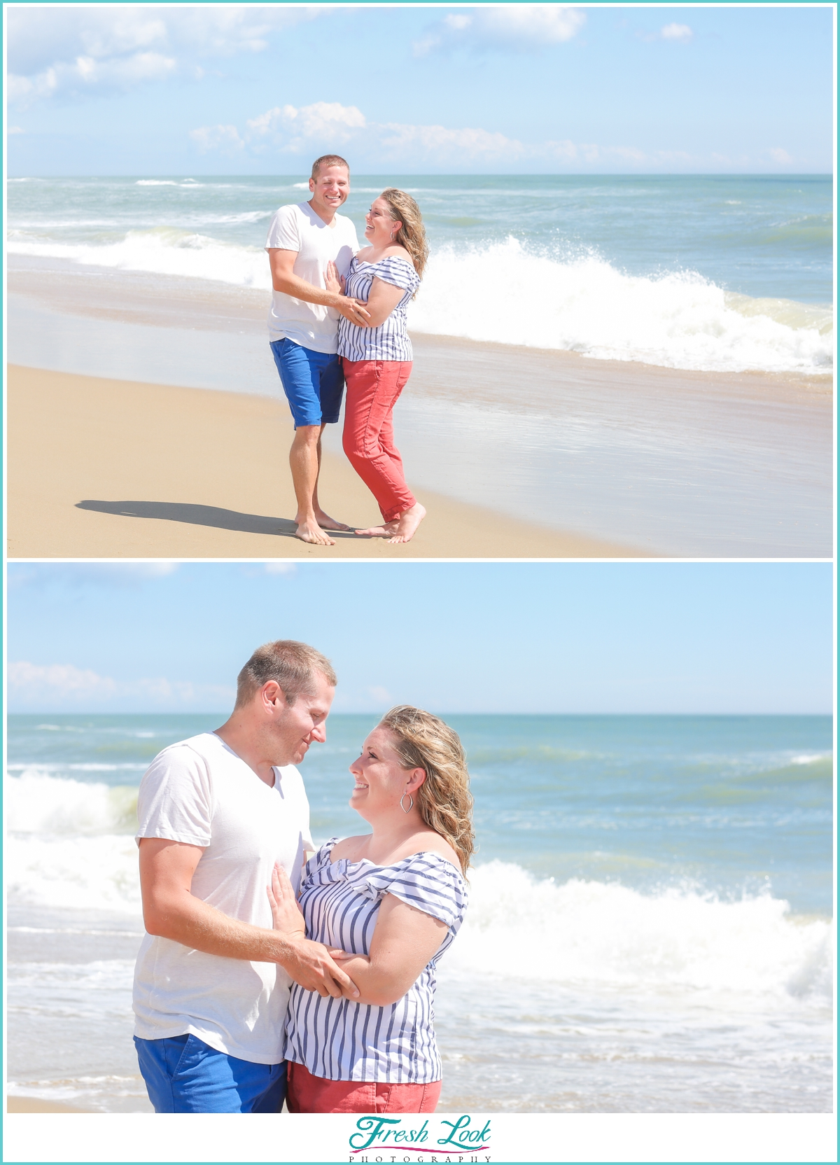 Virginia Beach couples photography