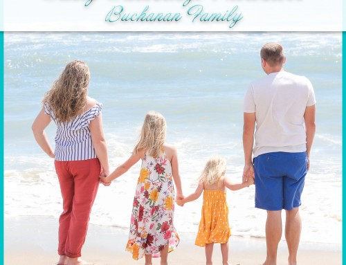 Sunny Sandbridge Photoshoot | Buchanan Family