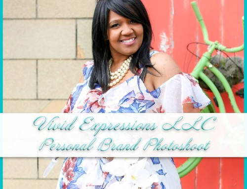 Personal Brand Photoshoot | Vivid Expressions