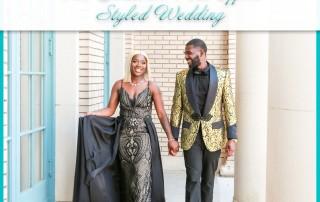 Black Ice Styled Wedding
