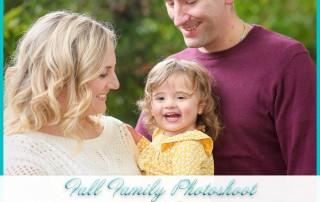 Fall Family Photoshoot