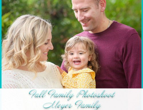 Fall Family Photoshoot | Meyer Family