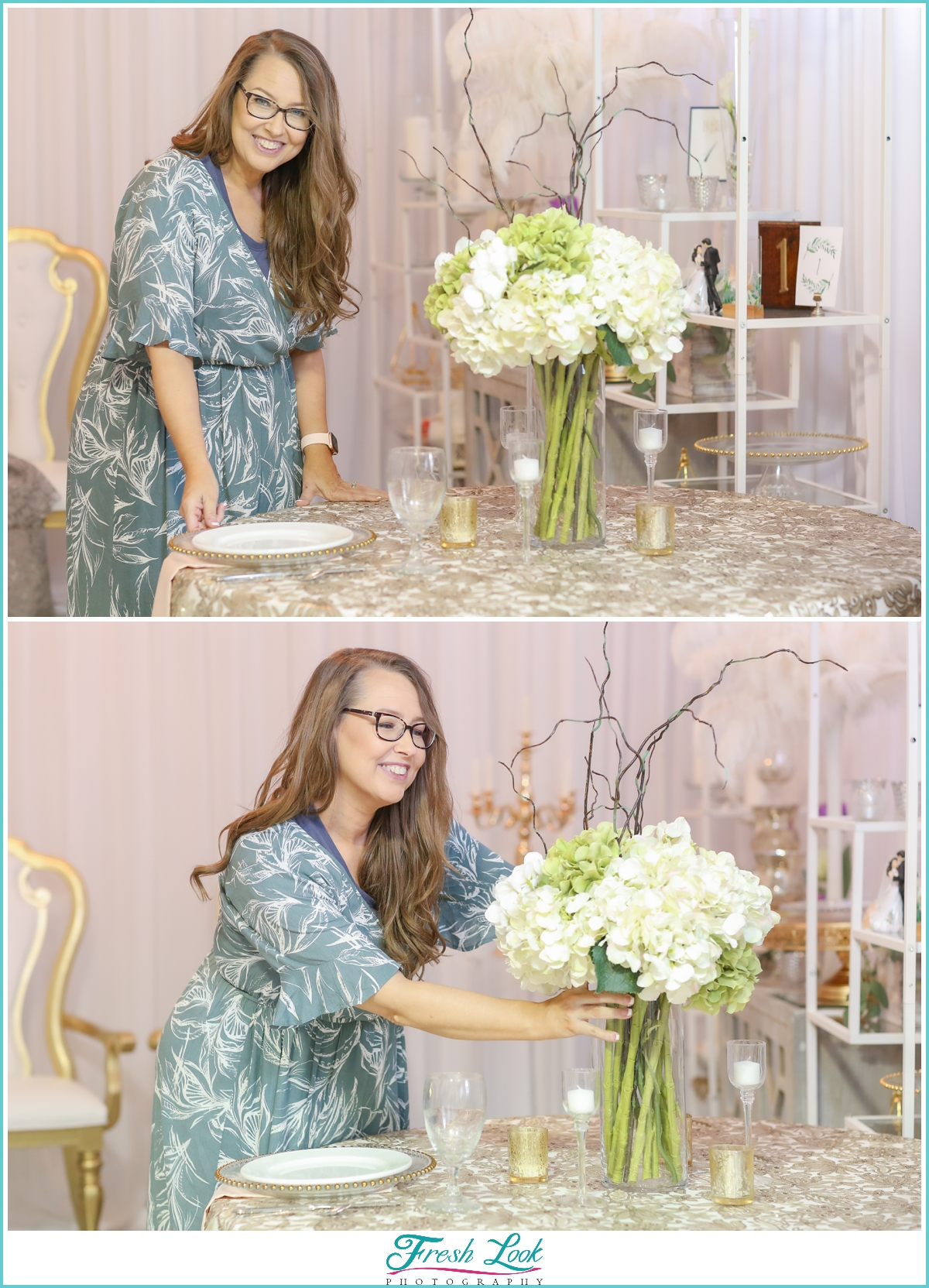 wedding planner personal branding photoshoot