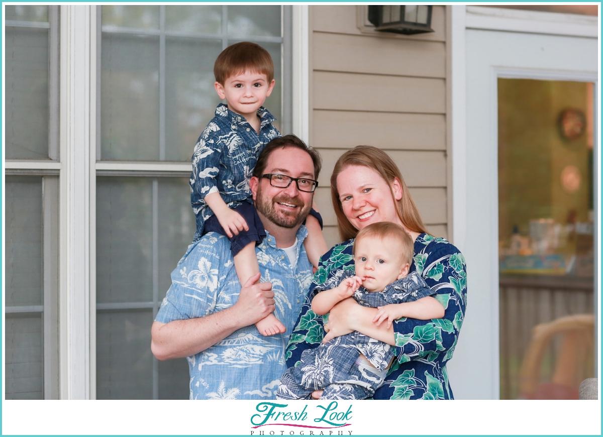 Virginia Beach family photography