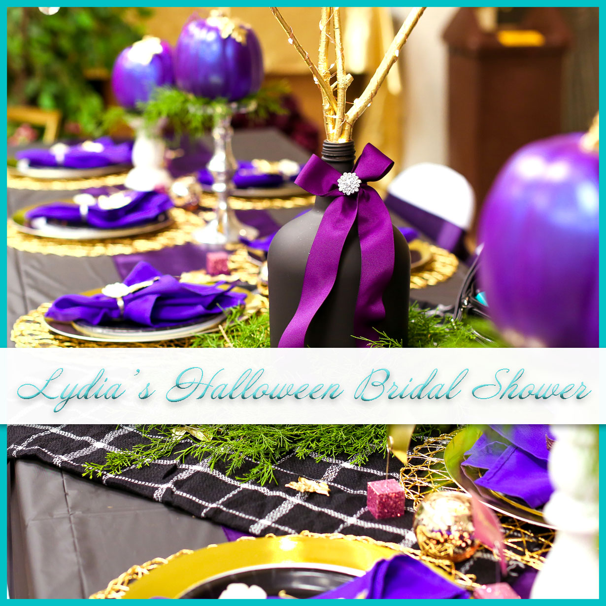 Halloween Bridal Shower