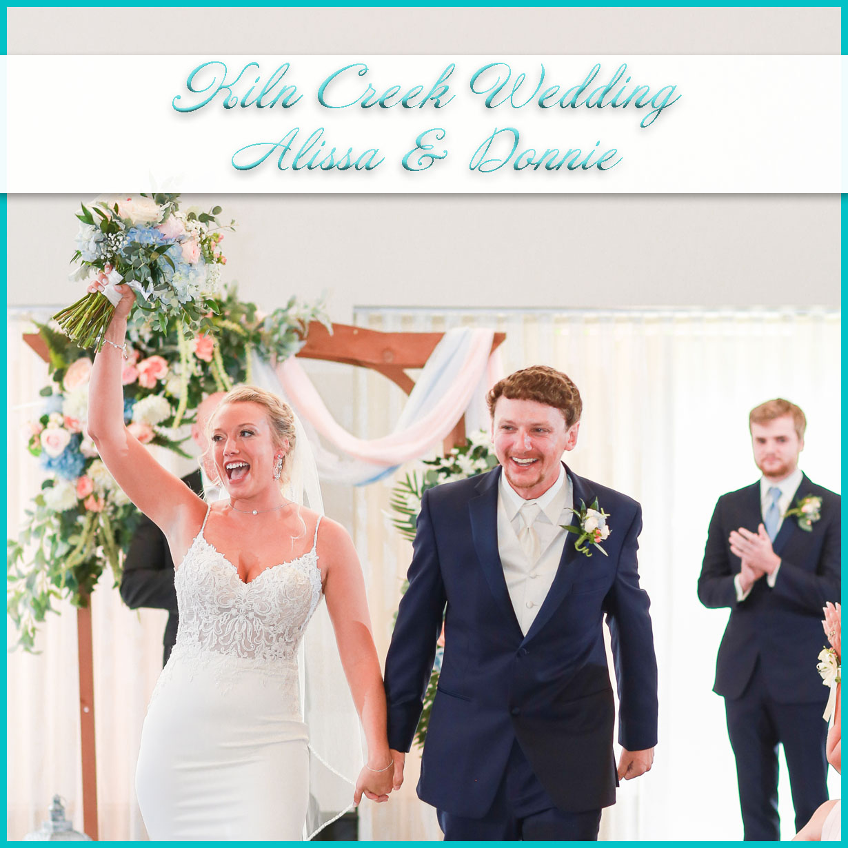 Kiln Creek Wedding Day