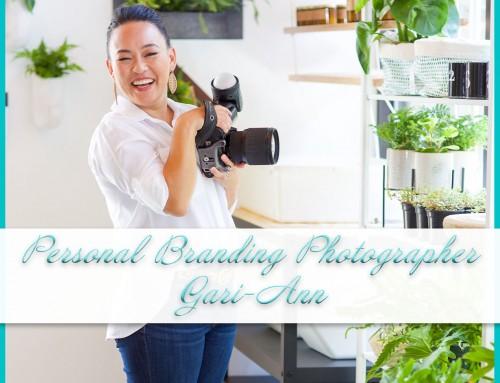 Personal Branding Photographer | Gari-Ann