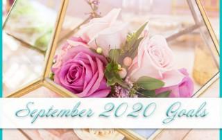 September 2020 Goals