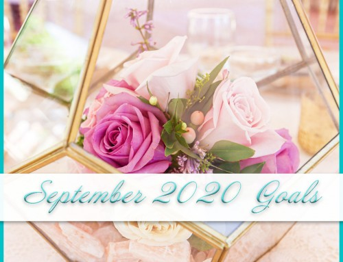September 2020 Goals | Personal+Professional