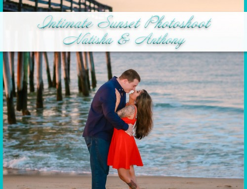Intimate Sunset Photoshoot | Natisha+Anthony