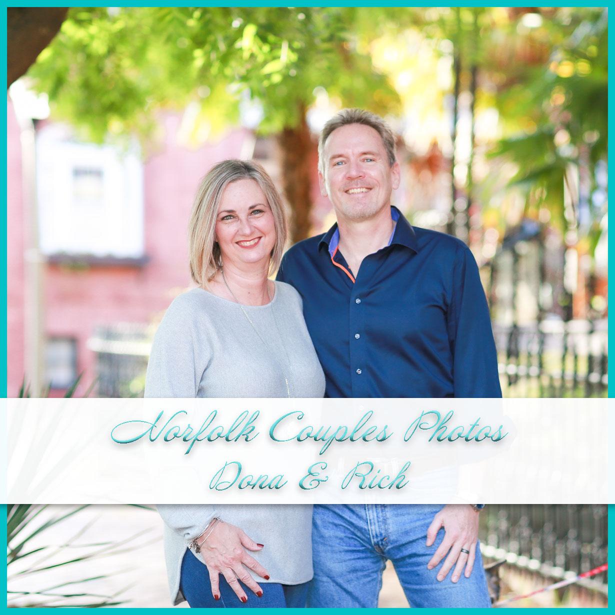 Norfolk Couples Photos