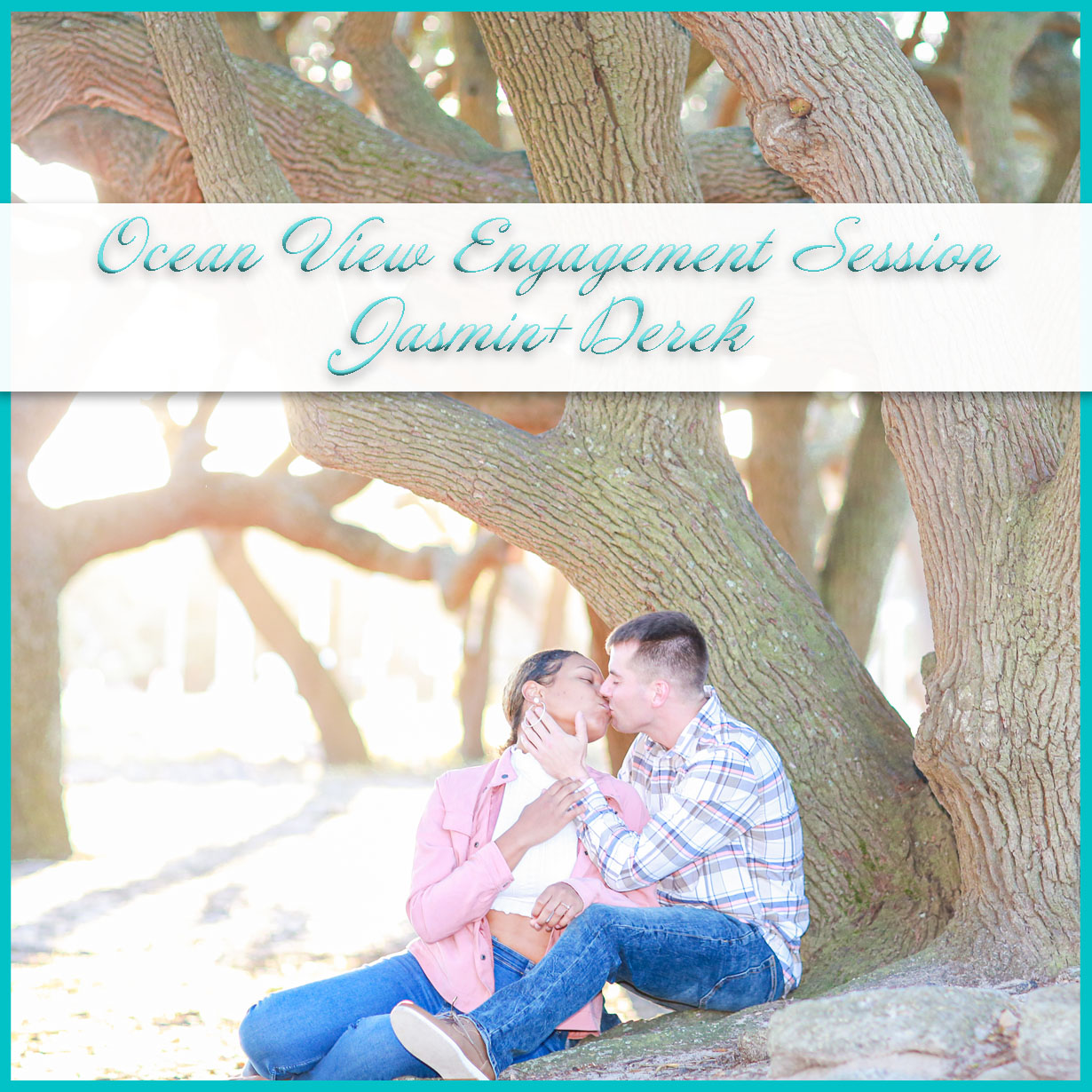 Ocean View Engagement Session