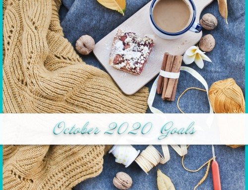 October 2020 Goals | Personal+Professional