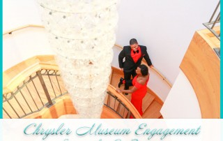 Chrysler Museum Engagement