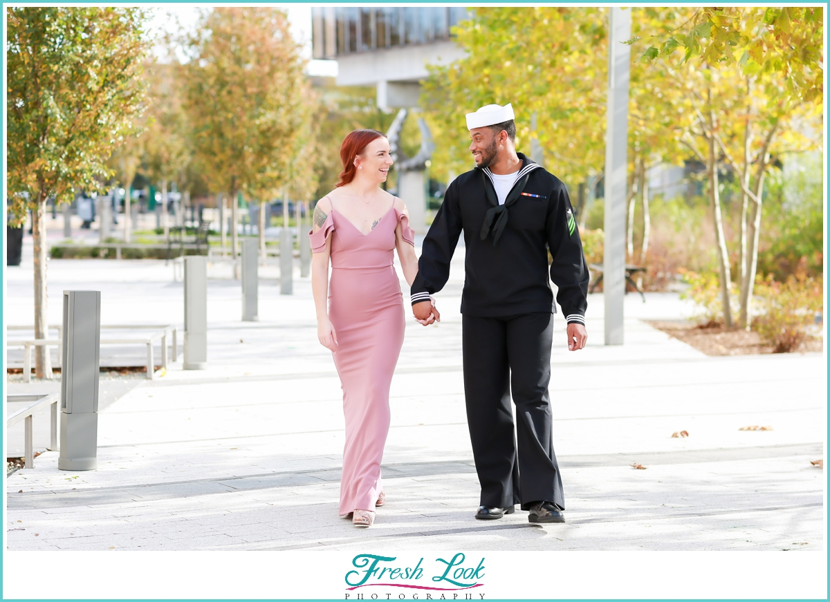 Norfolk courthouse elopement
