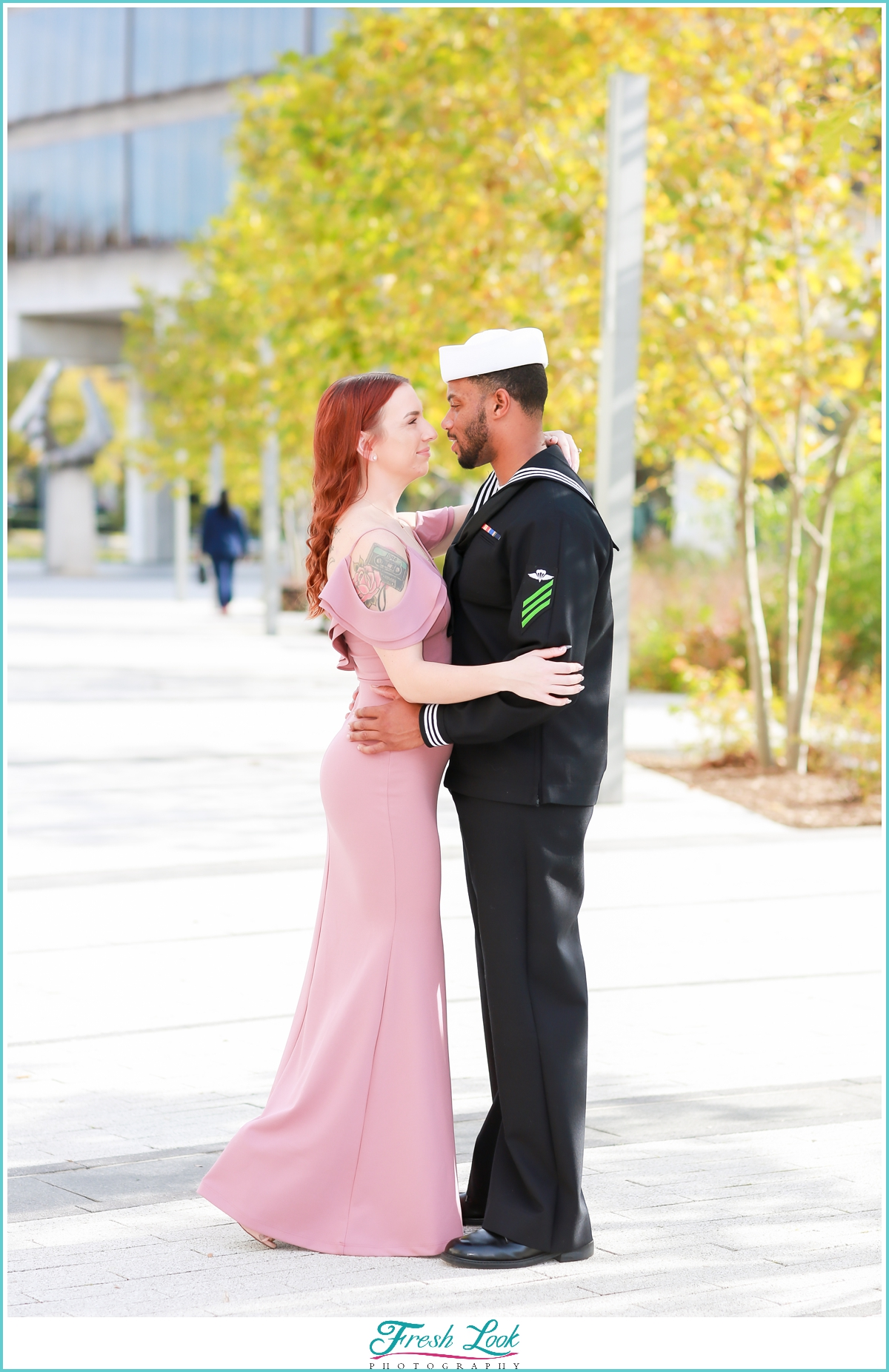 Norfolk courthouse elopement photos