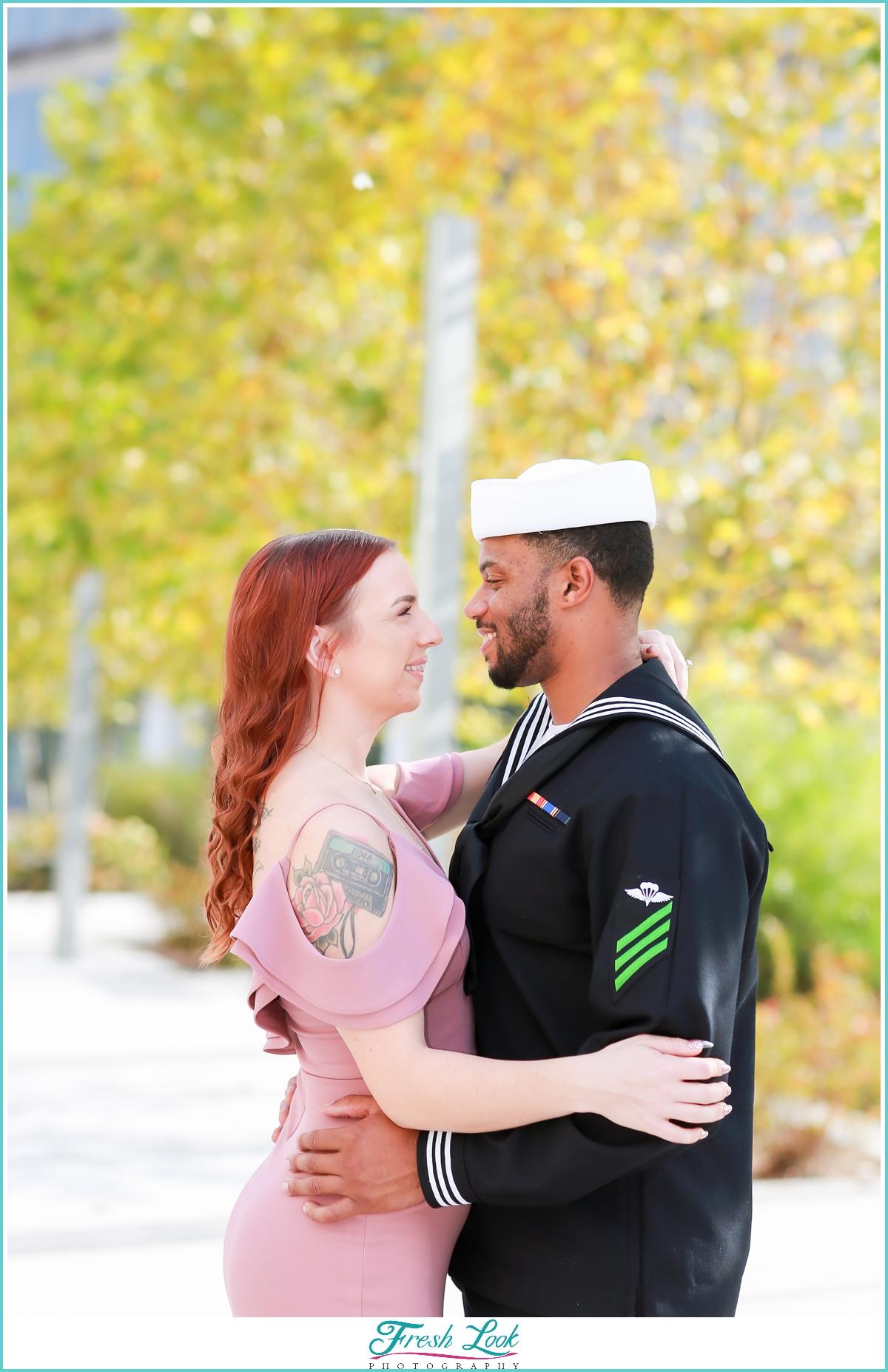 elopement photo shoot in Norfolk