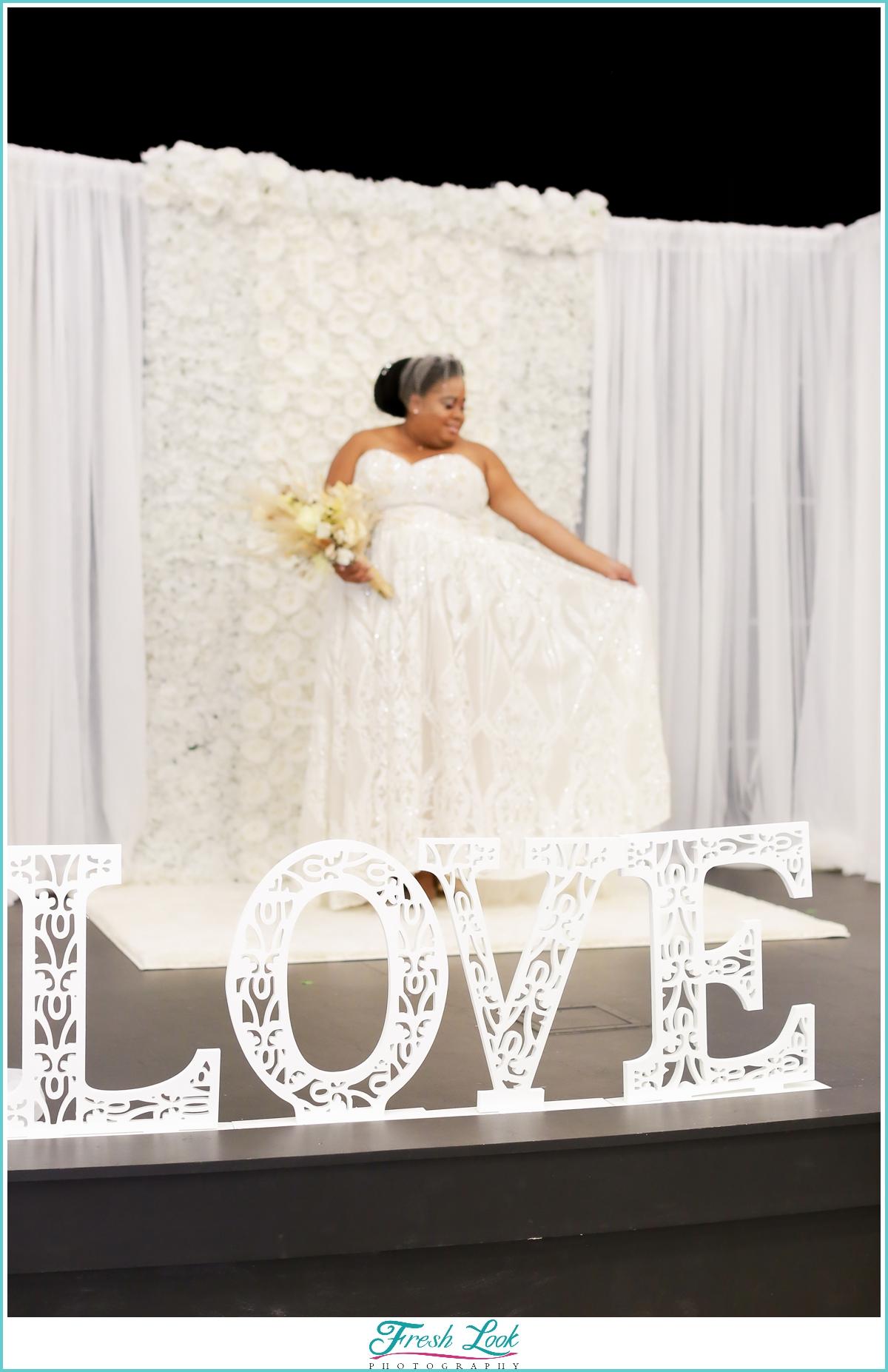 McEllis Bridal wedding gown photoshoot