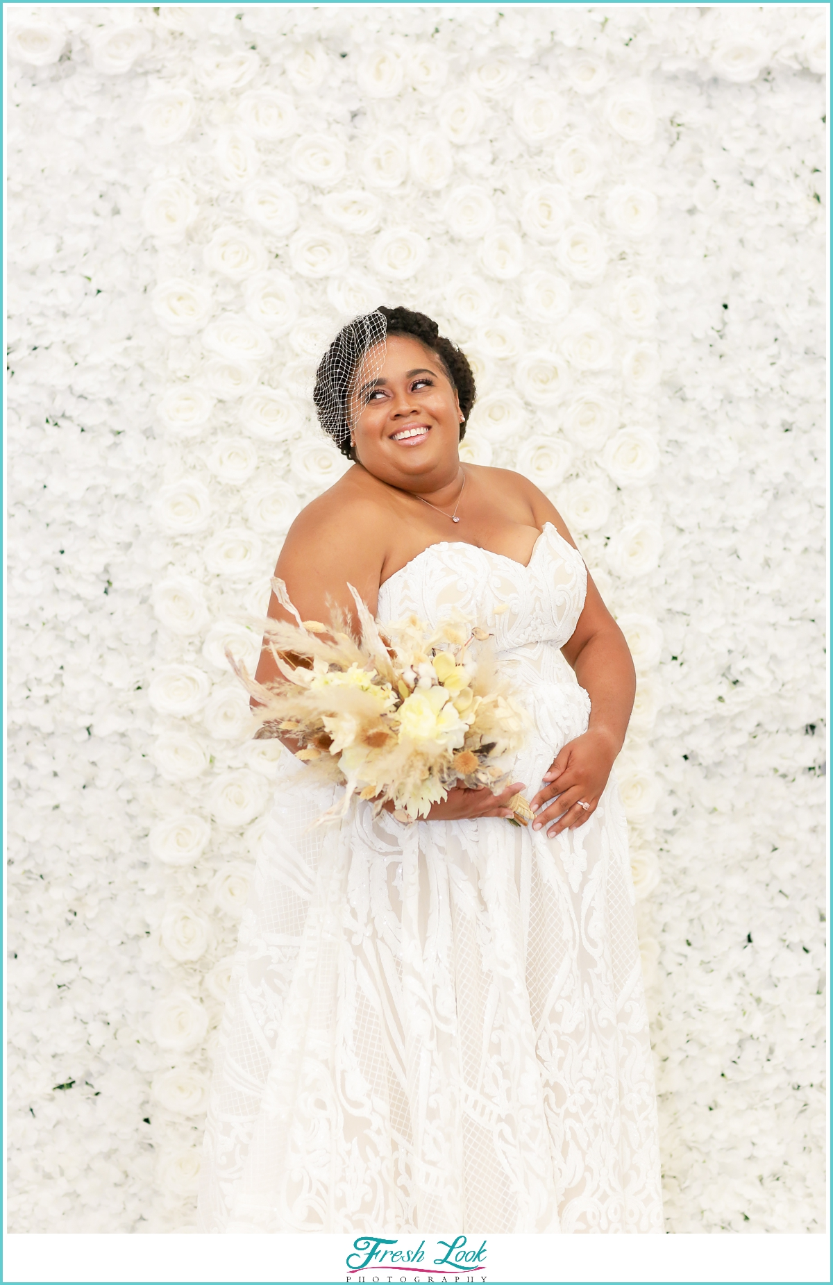 Custom Made McEllis Bridal Gown